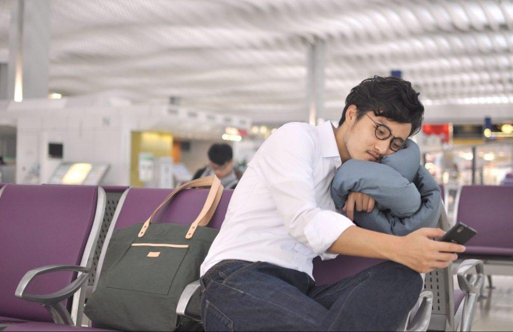 Infinity Pillow Travel Pillow