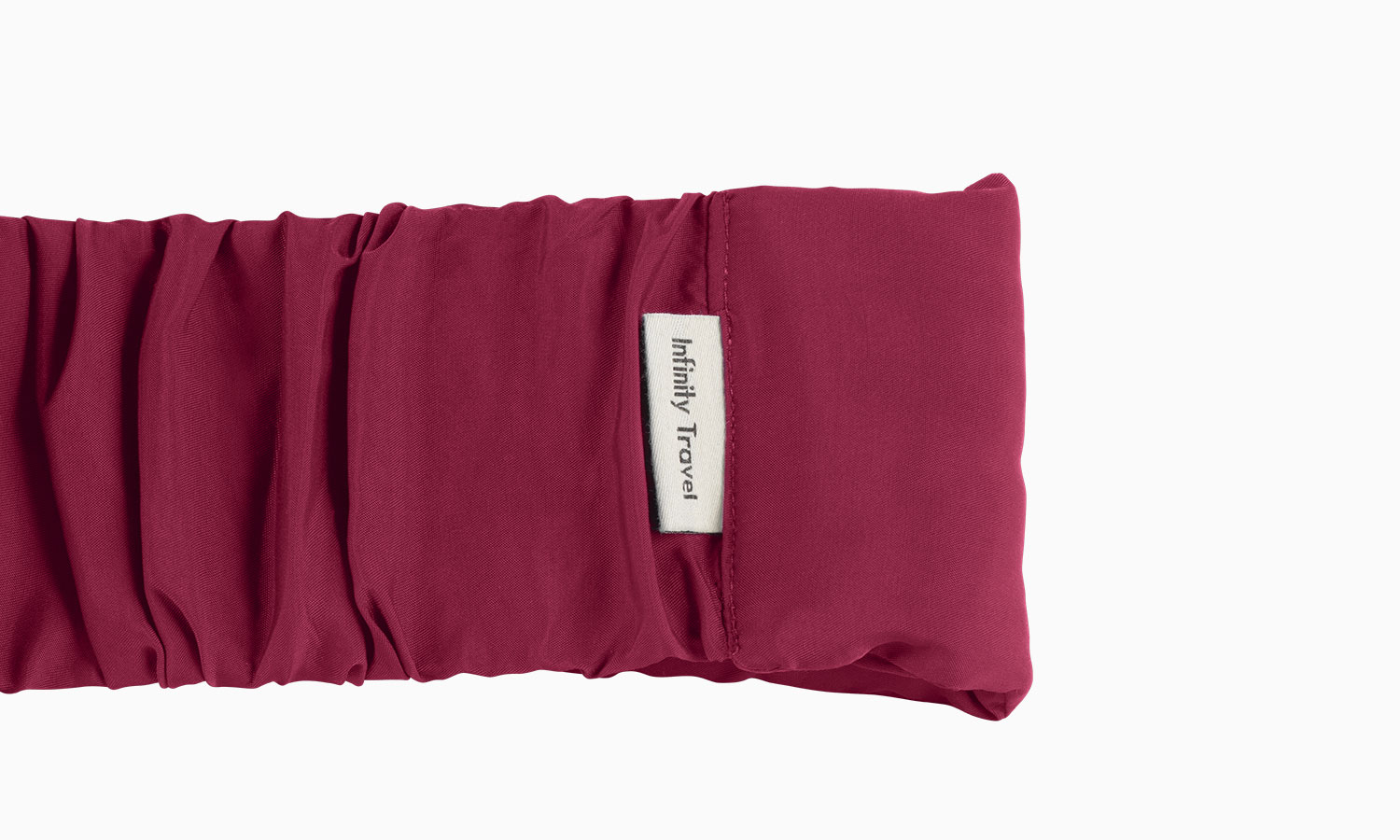 Wonder why the Infinity Pillow is fluffy, supportive and breathable? The secret lies in the thousands of layers of microfiber that intertwine and form air pockets.